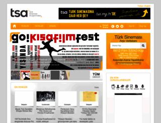 tsa.org.tr screenshot