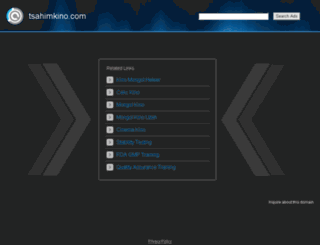 tsahimkino.com screenshot