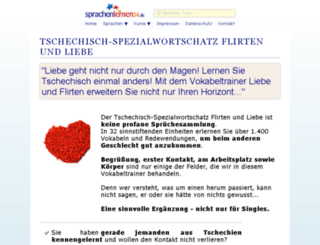 tschechisch-flirtkurs.online-media-world24.de screenshot