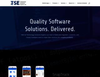 tseboston.com screenshot