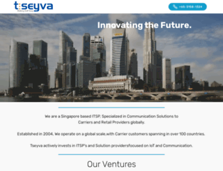 tseyva.com screenshot