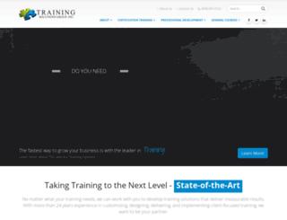 tsg-training.com screenshot