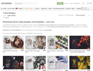 tshirt-designs.com screenshot