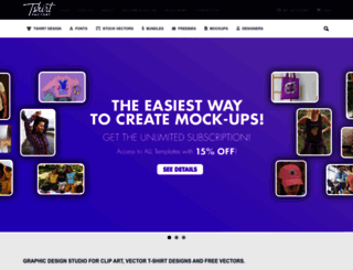 tshirt-factory.com screenshot