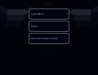 tsicet.in screenshot