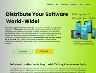 tsilang.com screenshot