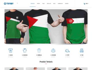 tsiyaby.com screenshot