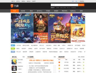tsjj.9game.cn screenshot