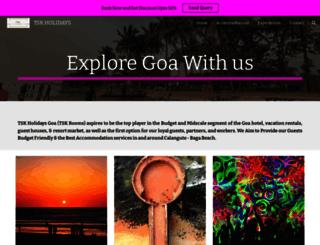 tskholidays.com screenshot