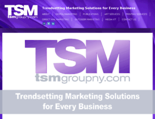 tsmgroupny.com screenshot