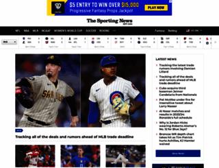 tsn.com screenshot