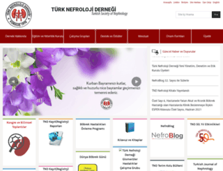 tsn.org.tr screenshot