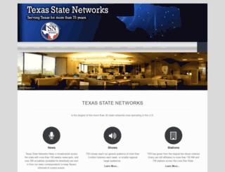 tsnradio.com screenshot