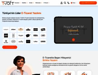 tsoft.com.tr screenshot
