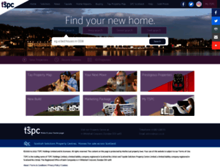 tspc.co.uk screenshot