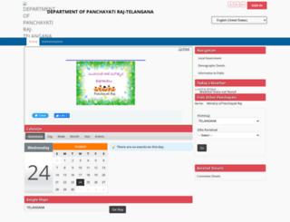 tspr.gov.in screenshot
