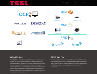 tssl.com screenshot