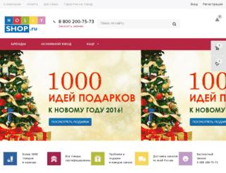 tst.hollyshop.ru screenshot