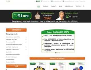 tstore.eu screenshot