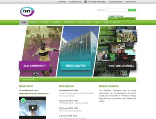 tstt.net.tt screenshot