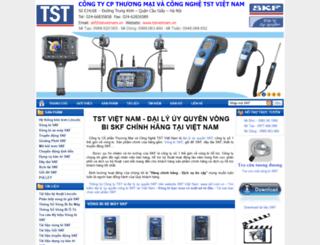 tstvietnam.divivu.com screenshot