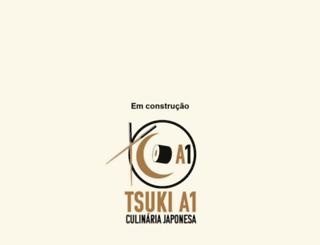 tsuki.com.br screenshot