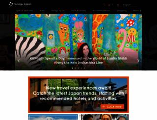 tsunagujapan.com screenshot