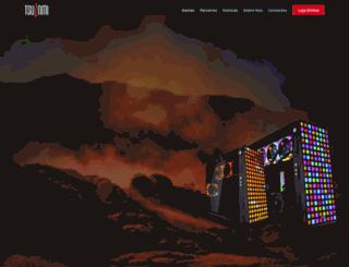 tsunami.pt screenshot