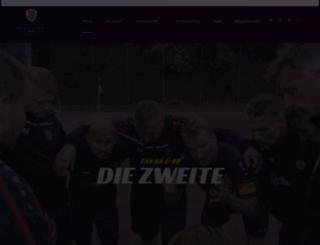 tsv-kk-fussball.de screenshot
