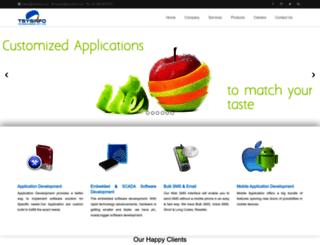 tsysinfo.com screenshot