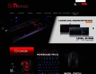 ttesports.com.au screenshot