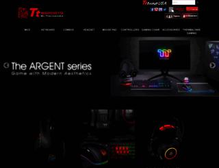 ttesports.com screenshot