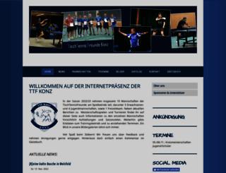 ttf-konz.de screenshot