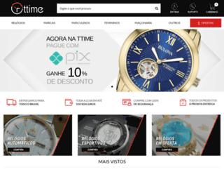 ttime.com.br screenshot