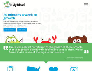 ttk.studyisland.com screenshot