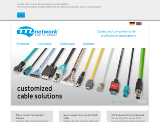 ttl-network.de screenshot