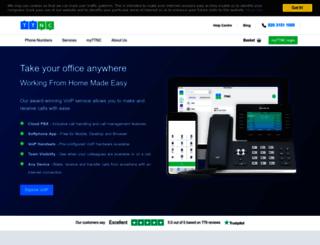 ttnc.co.uk screenshot