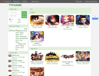 ttpgame.com screenshot