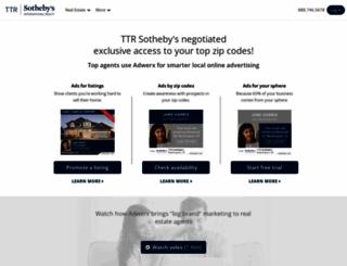 ttrsir.adwerx.com screenshot