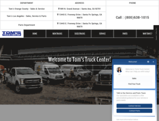 ttruck.com screenshot