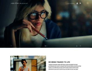 ttsuniversity.com screenshot