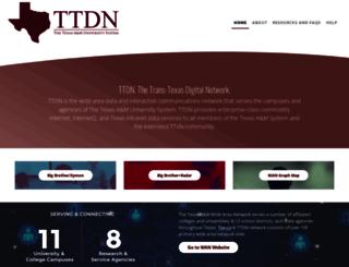 ttvn.tamus.edu screenshot