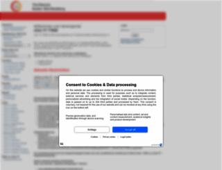 ttvwh.click-tt.de screenshot