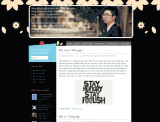 tuanblogcode.wordpress.com screenshot