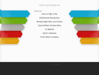 tuandv.webchuyennghiep.net screenshot