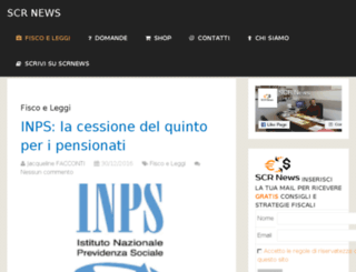tuaopinione.com screenshot