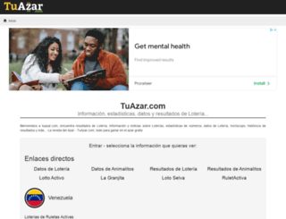 tuazar.com screenshot