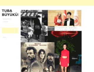tuba-buyukustun.com screenshot
