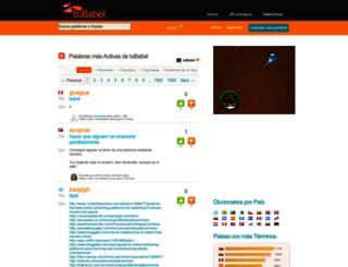 tubabel.com screenshot