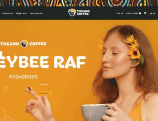 tucanocoffee.com screenshot